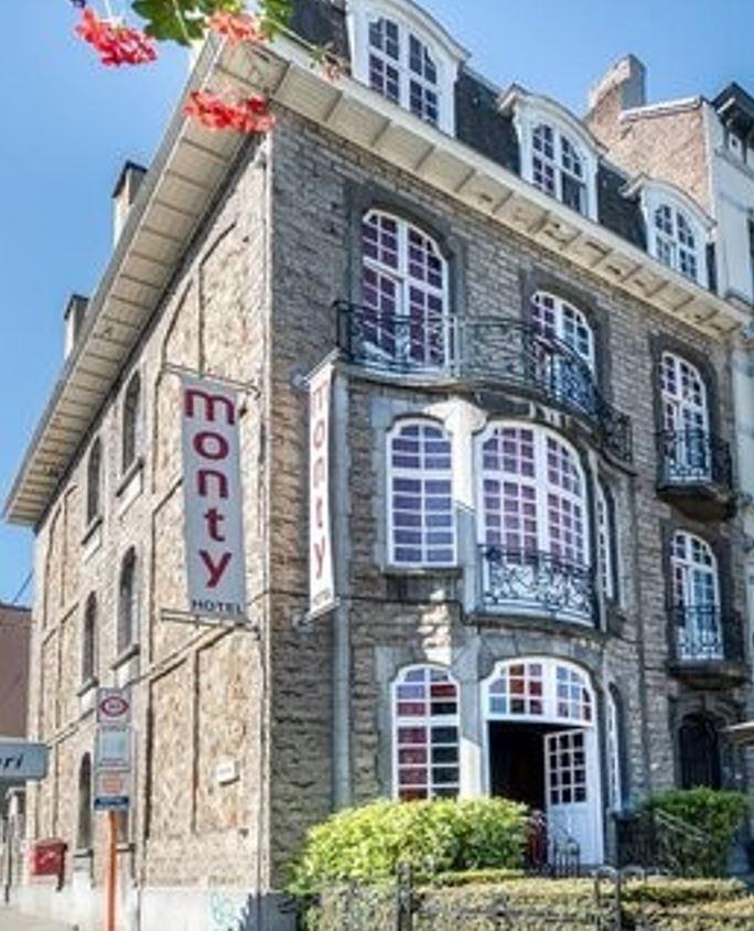 Monty hotel Bruxelles